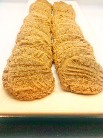 Peanut butter cookie pic