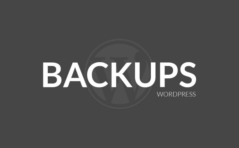 Backup for WordPress