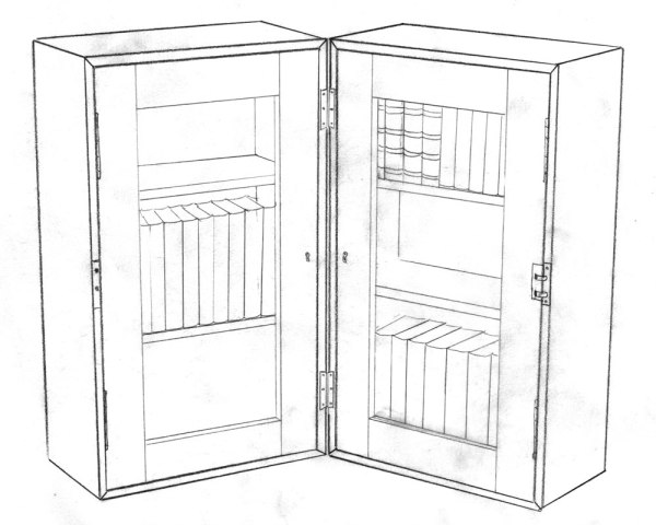 Folding_bookcase_doors_illo