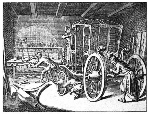 Chodowiecki-Basedow-05---Carriage-Shop
