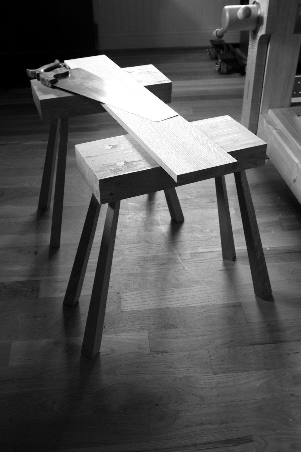 New Sawbench Class At Highland Woodworking Lost Art Press