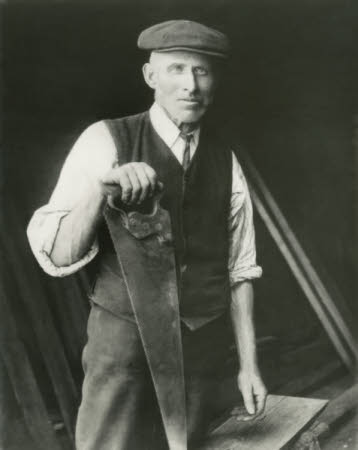 John Jones, Carpenter, 1911.