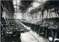 Nail machines, 1925