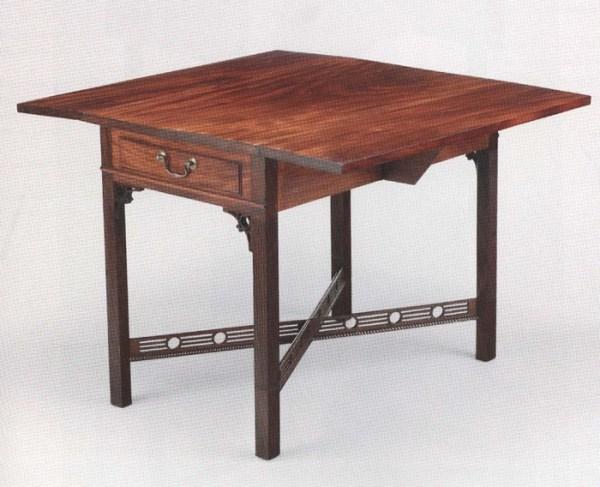 Pembroke Table, 1785-1790, John Townsend. Winterthur Museum.