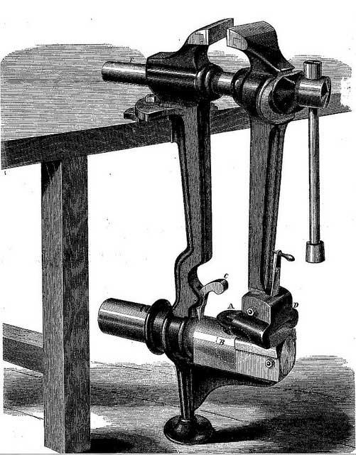 Gardner's-patent-New-York-Vise,-1869