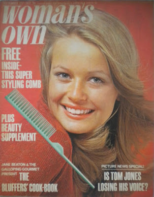 Image result for woman's own magazine 1971