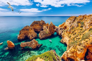 5 beaches in the Algarve to visit in September