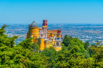 Discover the beauties of Sintra