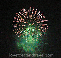 Fireworks - 4th of July