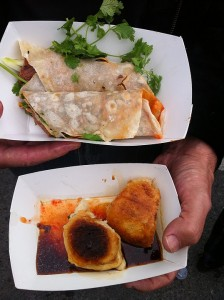 SF -Off-The-Grid - Wraps and Potstickers