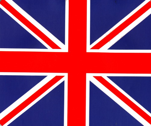 Union Jack Flag - UK © LoveToEatAndTravel.com