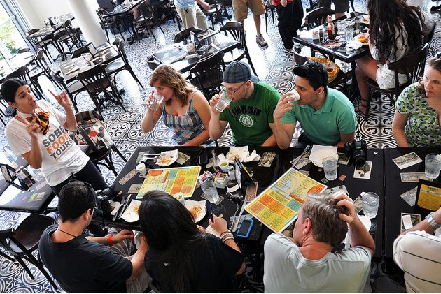 Miami Culinary Tours - Grace Group Davids © Miami Culinary Tours