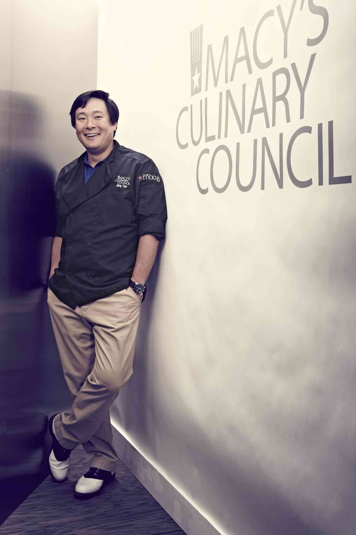 Macy's Culinary Council - Chef Ming
