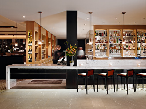 Michelin-starred La Toque Restaurant © The Westin Verasa Napa