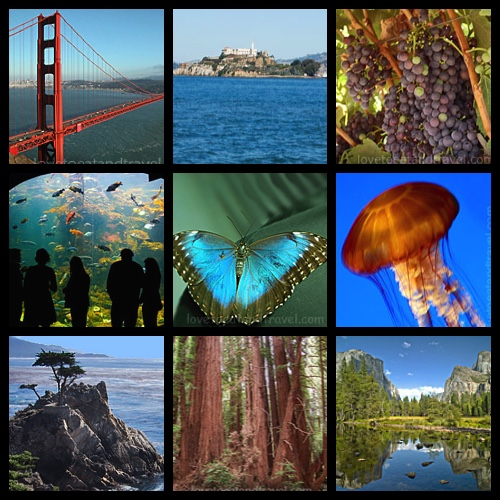 Fun San Francisco and Bay Area Sightseeing Tours & Day Trips – © LoveToEatAndTravel.com