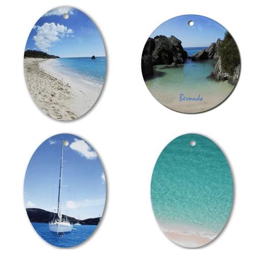 Beach Ornaments (Bermuda, Bahamas, Caribbean) – © LoveToEatAndTravel.com