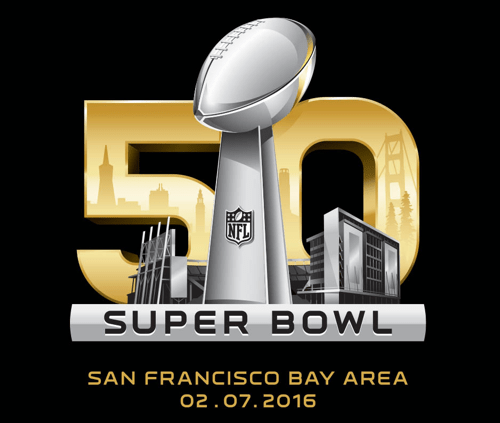 Super Bowl 50 - San Francisco Bay Area - Image Source: NFL 2016