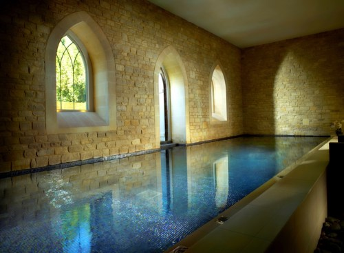 The Royal Crescent Hotel & Spa - Relaxation Pool © The Royal Crescent Hotel & Spa