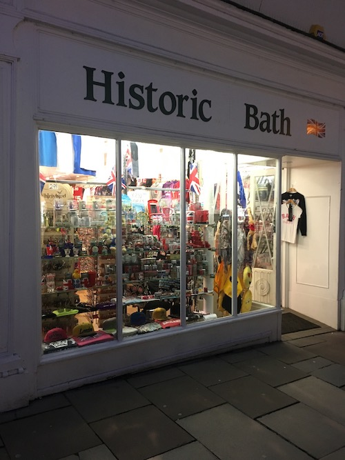 Shopping in Bath, UK - photo © Love to Eat and Travel