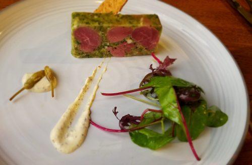 La Cabotte jambon persille - Credit: Deborah Grossman