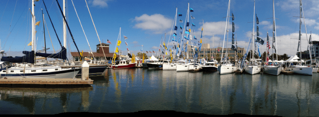 Sail and Power Boat Show in Northern California