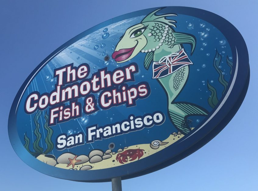 Codmother Fish & Chips SF