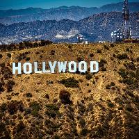 LA Hollywood Sign CA