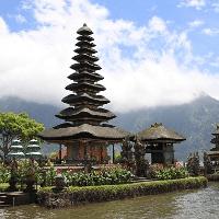 Bali Pagoda, Bali