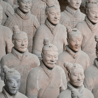 Terracotta Warriors Guilin, China