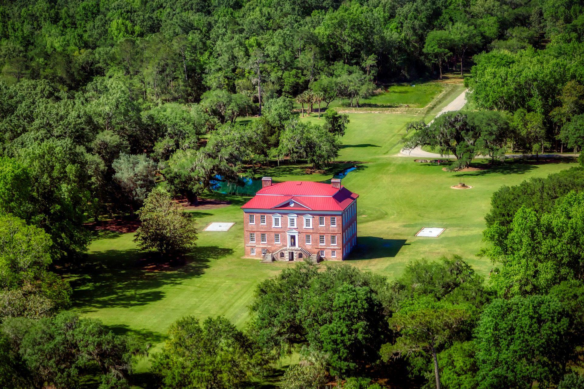 Drayton Hall Plantation, Charleston