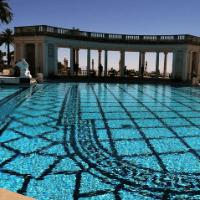 Hearst castle CA outdoor Neptune pool 200x200