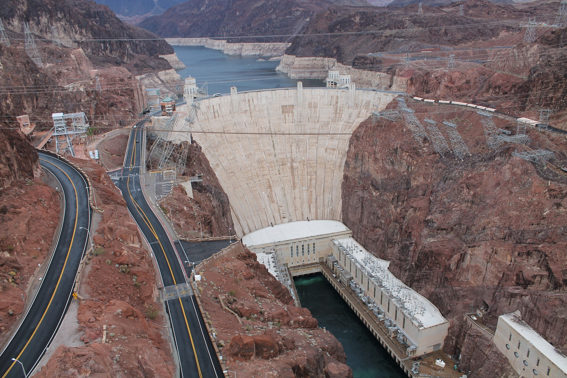 Hoover Dam, Southern Nevada
