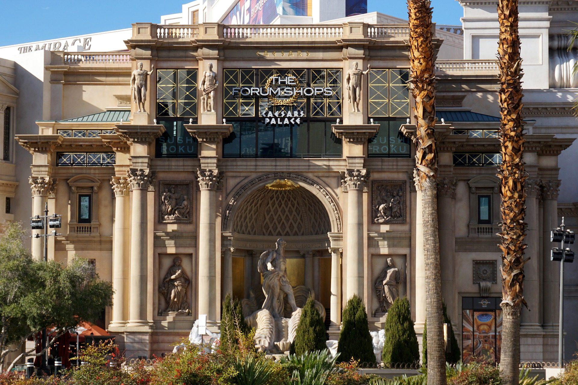 Forum Shops at Caesars Palace, Las Vegas
