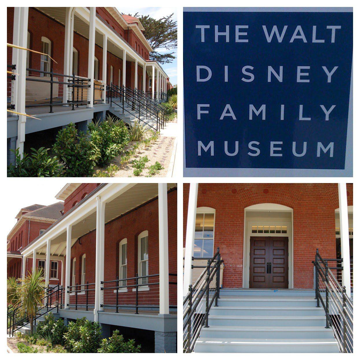 The Walt Disney Family Museum, Presidio, SF
