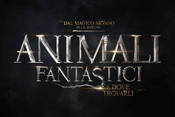 animali fantastici il film
