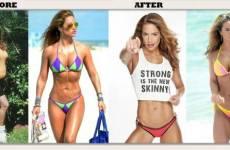 Jennifer Nicole Lee bikini body tips