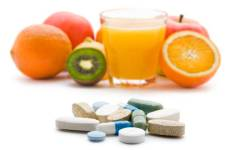 vitamins for a healthy life