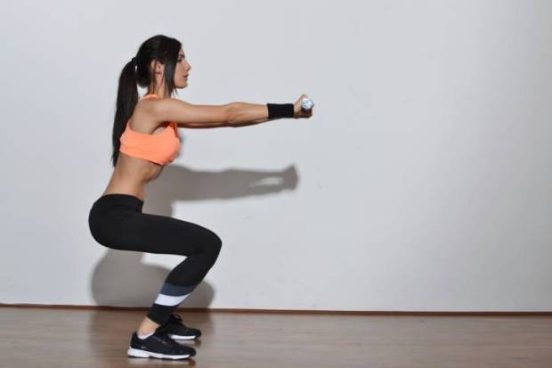 High Intensity Interval Training HIIT exercises