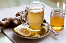 ginger tea relief for sore muscles