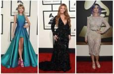 Best Dressed Grammy Awards