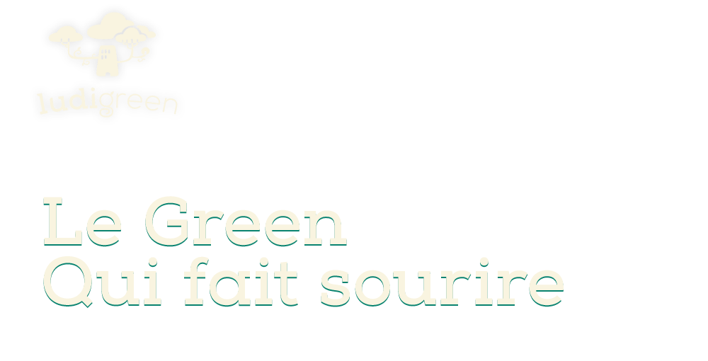 Ludigreen - Le Blog Logo