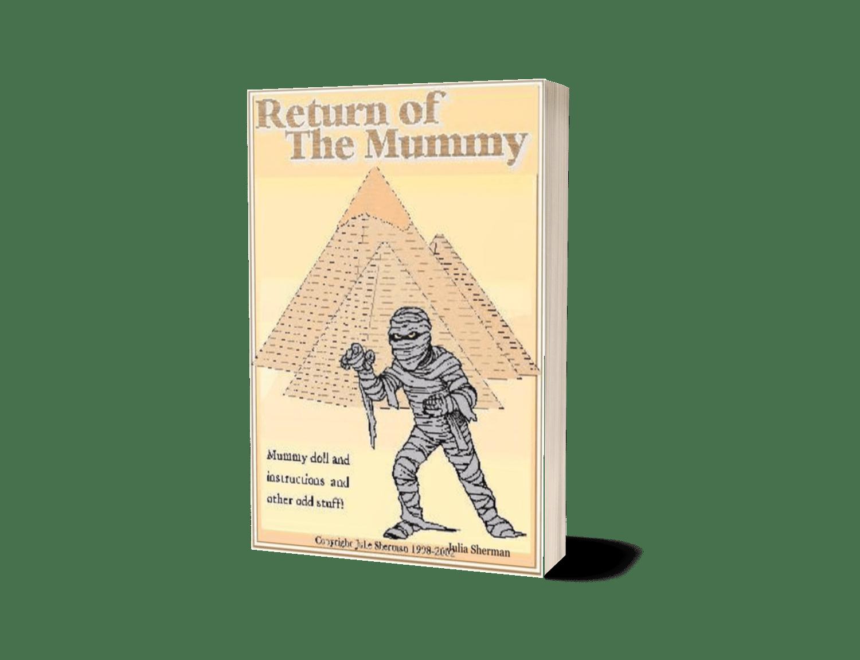 Mummy Doll Pattern