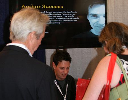 David Thorne at BEA 2012