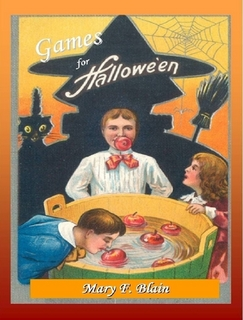 Games for Halloween by Mary F. Blain