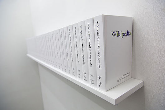 Wikipedia contributor appendices; check out the full gallery of images on Wikimedia Commons. Photo by Victor Grigas, freely licensed under CC BY-SA 3.0.