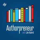 Authorpreneur podcast logo