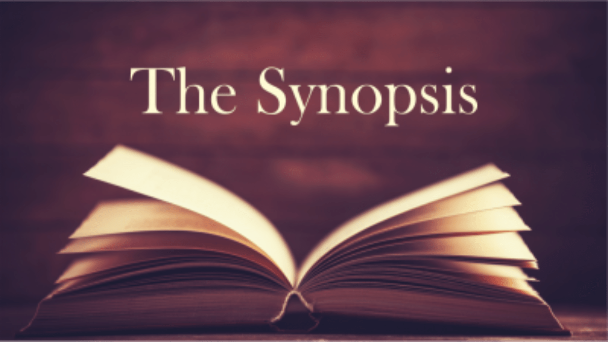 The Synopsis Blog Header Graphic