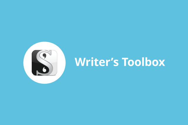 WritersToolbox Blog Scrivener