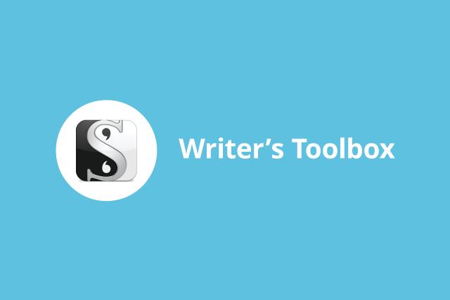 WritersToolbox Blog Scrivener