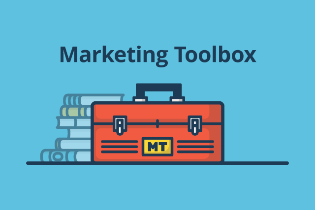 Marketing Toolbox, free self-publishing advice